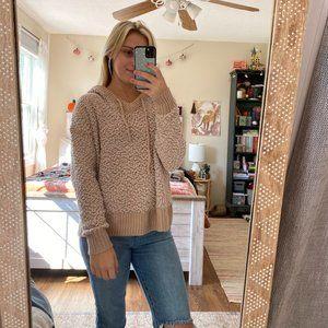 💖 3 for $35 Knox Rose Blush Popcorn Sweater Hoodie